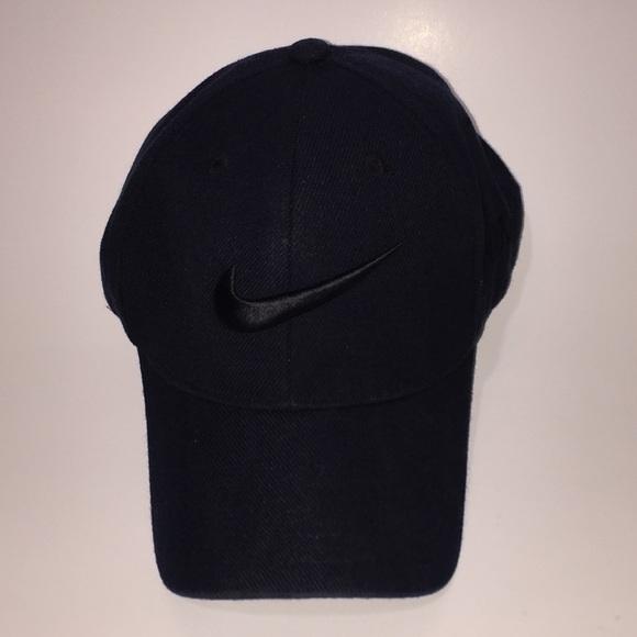 Dark Navy Blue Nike Hat. M 5a7a858f8290af0c33c22786 405c87f2447
